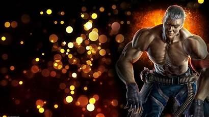 Tekken Wallpapers Bryan Fury Background Slut Walldiskpaper