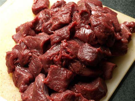 comment cuisiner du cerf comment cuisiner viande de cerf