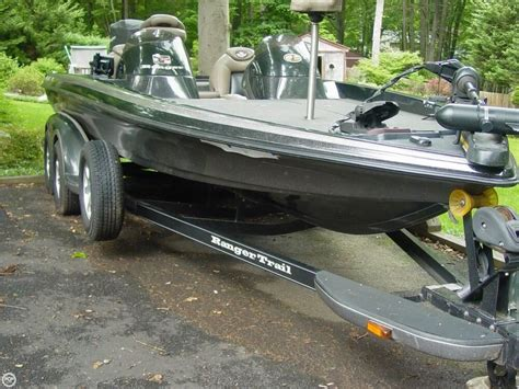Ranger Bass Boat For Sale Va by Used Power Boats Bass Boats For Sale In Virginia United