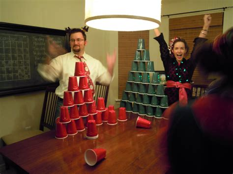christmas party game ideas the keylor family tacky