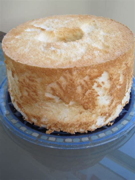 heavenly gluten  dairy  angel food cake