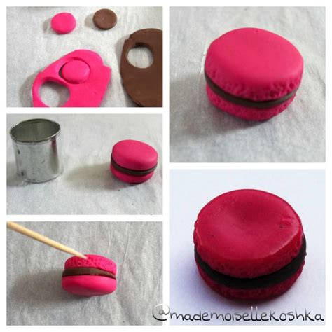17 best ideas about macaron fimo on bijoux en