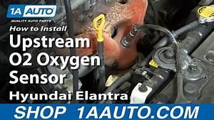 How To Replace O2 Oxygen Sensor 03