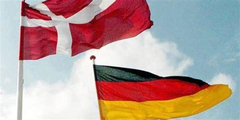 Dänemark ist ein stark industrialisiertes land, welches viele seiner güter exportiert. Grenze - Deutschland und Dänemark feiern gemeinsam