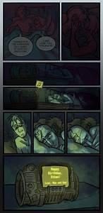 Birthday Comic By GalooGameLady Fallout Pinterest