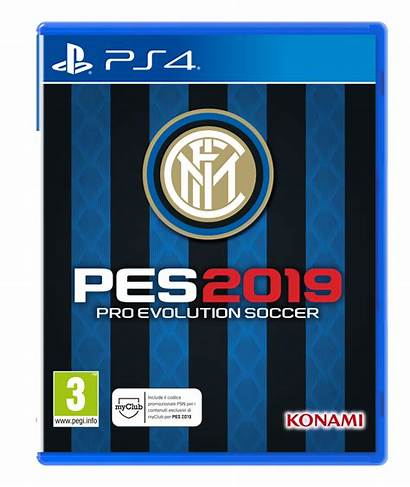 Pes Inter Edition Konami Annuncia Speciale Tiratura