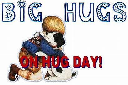 Hug Hugs Happy Gifs 3d Animated Whatsapp