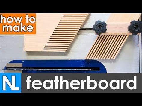 diy featherboard     fingerboard   table