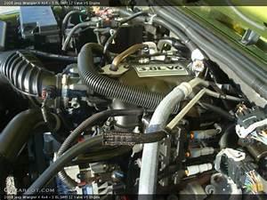 3 8l Smpi 12 Valve V6 Engine For The 2008 Jeep Wrangler