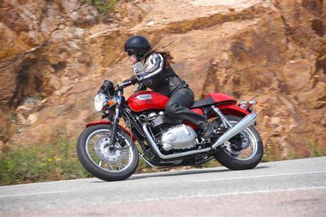 2013 Triumph Thruxton Review