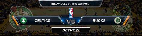 Boston Celtics Vs Milwaukee Bucks 2020 - Giannis ...