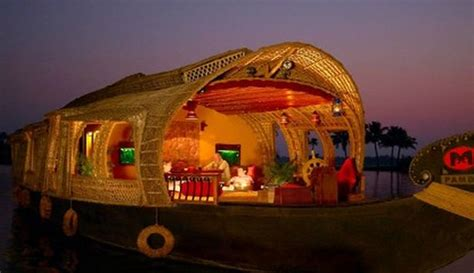 Kerala Boat House For Couples by Explore India S Surreal And Destinations In A