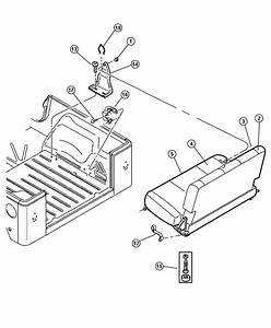 99 Jeep Wrangler Seat Diagram