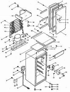 Kenmore Compact Refrigerator Parts