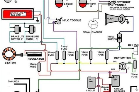 Automotive Wiring Schematic by How To Read Automobile Wiring Diagrams It Still Runs