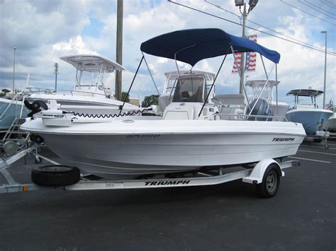 Triumph Boats Florida by Triumph 190 Bay Boats For Sale Boats