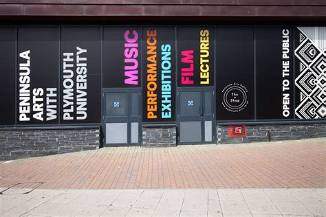 free images advertising museum typography color colorful signage brand cheerful art