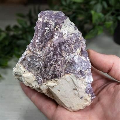 Lepidolite Raw Quartz Botryoidal Crystal Council