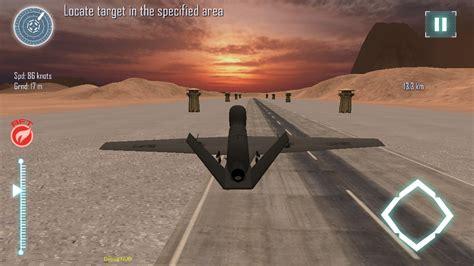 drone simulator flight strike amazon 3d google android drones apps app warfare zombie play realistic hawk global mq predator