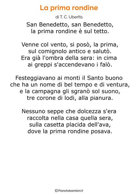 60 Poesie sulla Primavera per Bambini | PianetaBambini.it