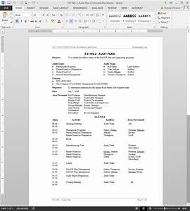 Iso 9001 internal audit report