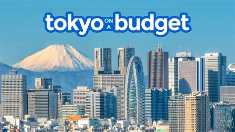 tokyo   budget travel guide itineraries