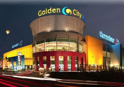 golden city mall carrefour golden city surabaya