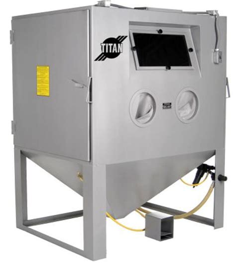 Abrasive Blast Cabinet Vacuum by Suction Blast Cabinets Medium Duty Cleaning Made In