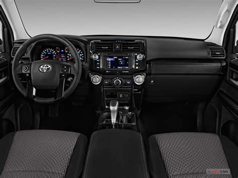 2017 Toyota 4runner Pictures Dashboard U S News