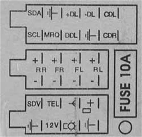 opel philips sc804 head unit pinout diagram pinoutguide com