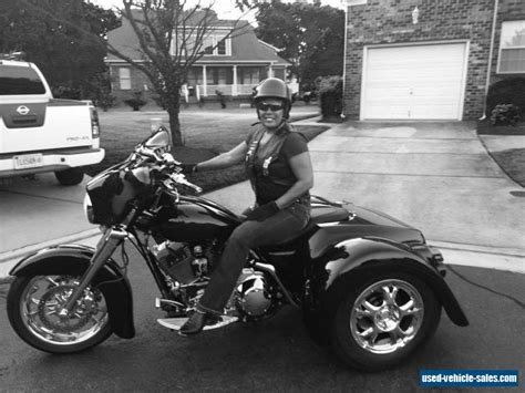 2006 Harley-davidson Trike For Sale In Canada