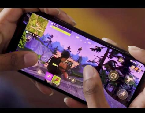 fortnite mobile update ps  xbox  cross play boost