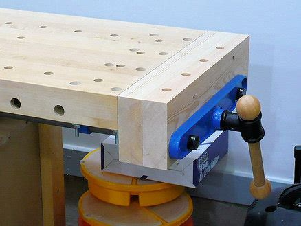 jorgensen front rockler tail vise upgrades