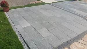 Kann Terrassenplatten Preise : quarzitplatten kavala grau bis 40 g nstiger kaufen ~ Frokenaadalensverden.com Haus und Dekorationen