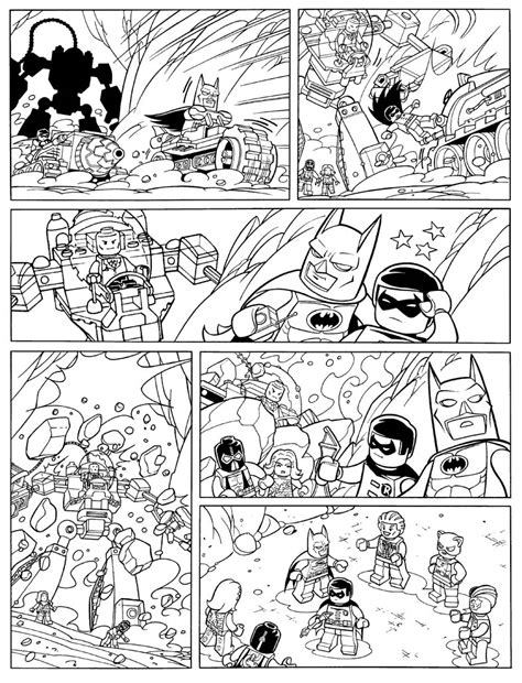 Kleurplaat Lego Dc Comics by Lego Batman Coloring Pages Coloring Pages Pictures