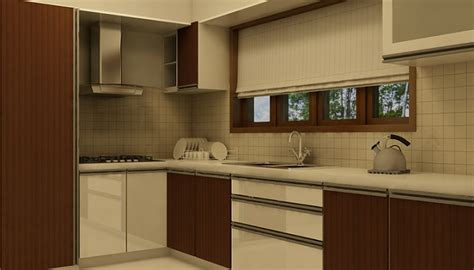 Kitchen Interior Designs by 64 Square Contemporary Home Kitchen Interior Design