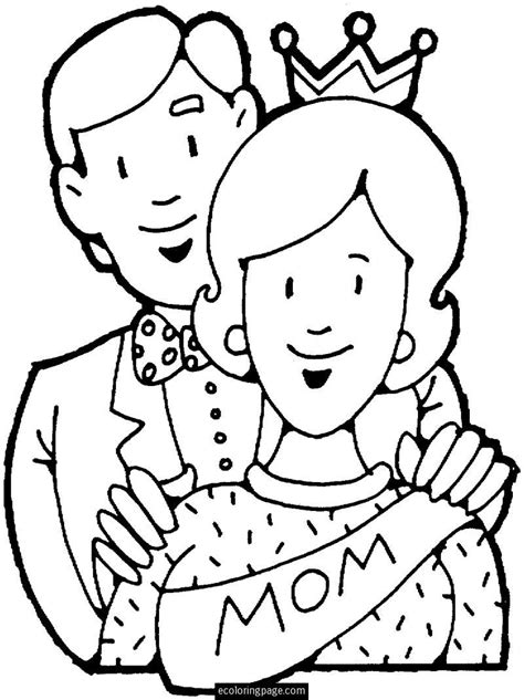 Mom And Dad Drawing at GetDrawings | Free download