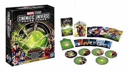 Phase Marvel Cinematic Universe Box Merchandise Redd