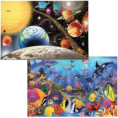 hot deal 50 off melissa doug floor puzzle solar and