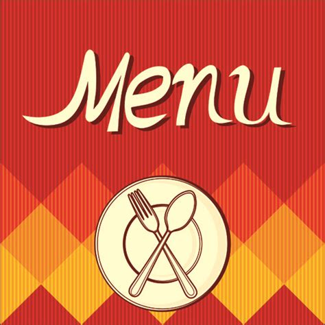 food menu icon  vector    vector