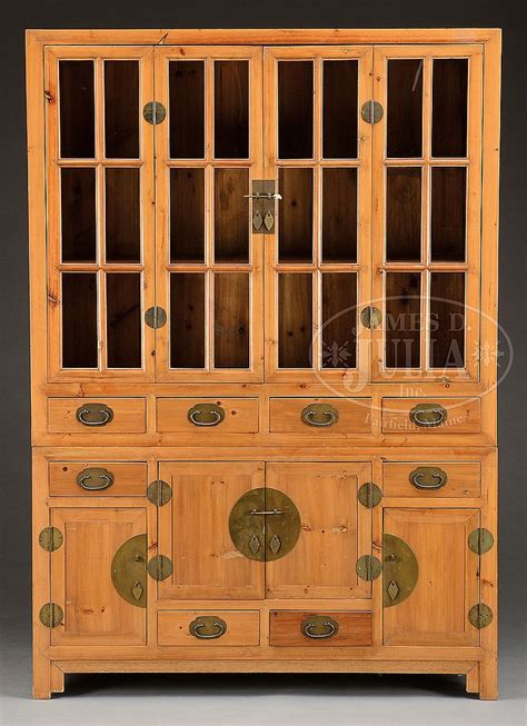 fashioned kitchen cabinets style glass front display cabinet 3631