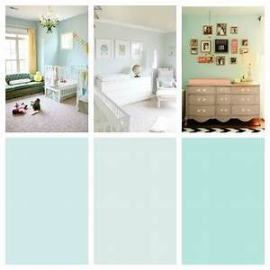 Mystic Color Chart Choosing A Paint Color For The Nursery Teal Paint Colors