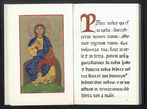 a booklet of comments to the pater noster by pietrach on deviantart