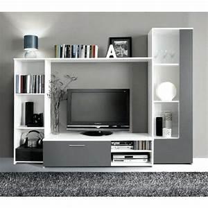 Meuble Tv Design Pas Cher : meuble tv d angle pas cher inspirant am nagement de bureau moderne dans un salon design image ~ Teatrodelosmanantiales.com Idées de Décoration