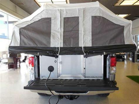 livin lite quicksilver tc soft top truck camper