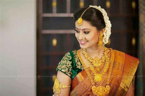 actress sneha wedding south indian jewellery