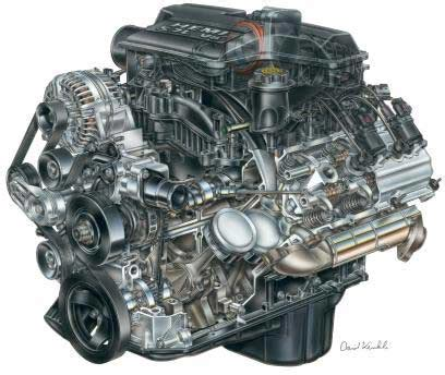 2008 5 7l Hemi Engine Diagram by Mopar Chrysler Plymouth And Dodge Engines New And