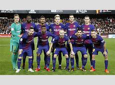 FC Barcelona El mejor Barça de la temporada Marcacom