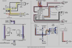 Lift Master Garage Door Opener Diagram