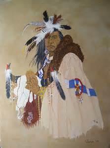 American Indian Shaman Names